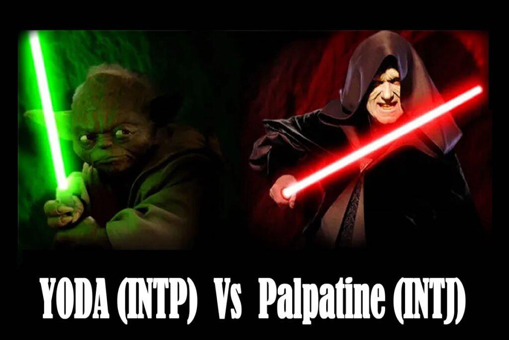 INTP vs INTJ